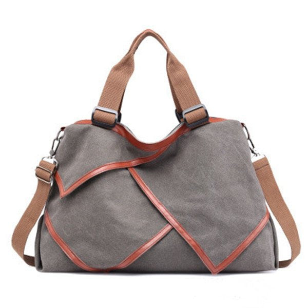 Casual Portable Large Capacity Handbag Outdoor Crossbody Bag