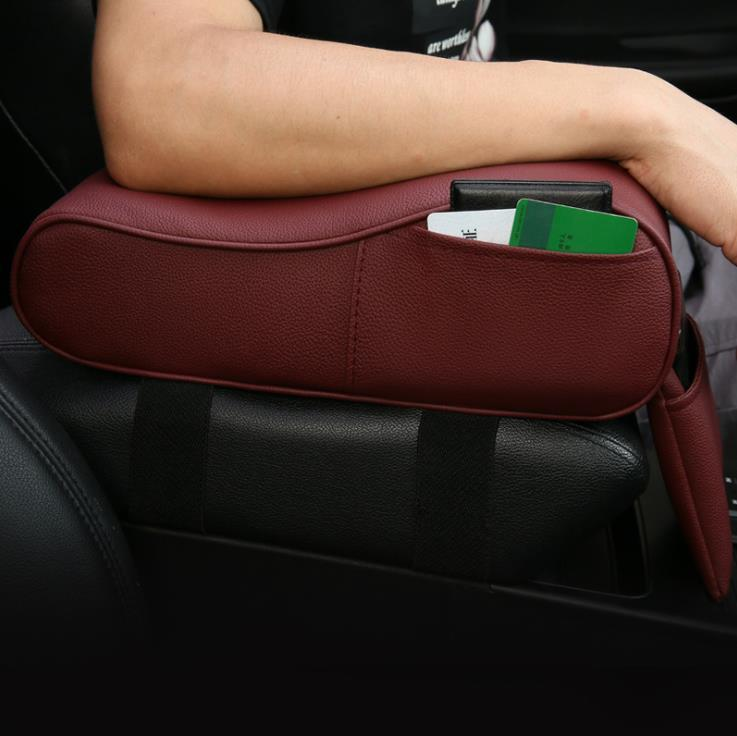 Multi-functional Car Armrest Cushion
