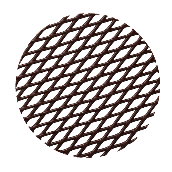 Chocolate Grid 160mm