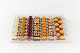 Petit Four Fruit Selection