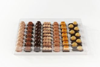 Petit Four Chocolate Selection