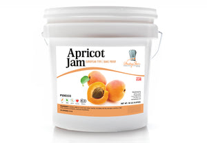 Apricot Jam Clean Label