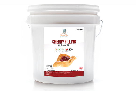 Cherry Fruit Filling Clean Label