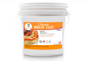 Apricot Glaze Clean Label