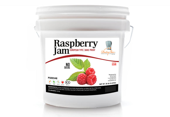 Raspberry Jam Clean Label