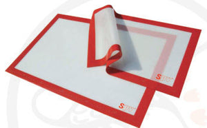 "Pavoni Silicone Pastry Mat 15"" x 23"""