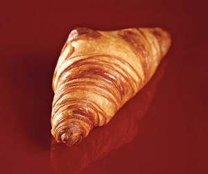 Large Straight Croissant all Butter 2.5oz
