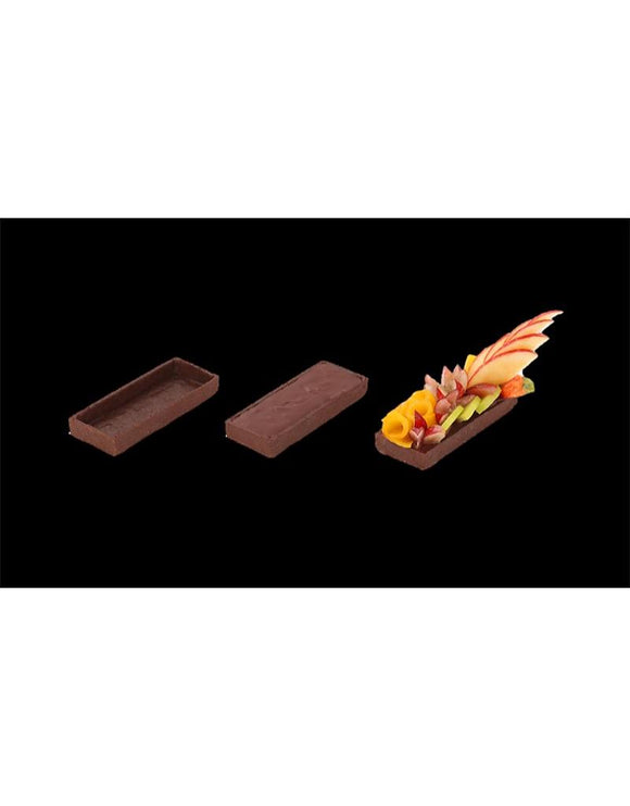 Chocolate Rectangle 4
