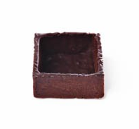 "Chocolate Square 2"" Tartlet"