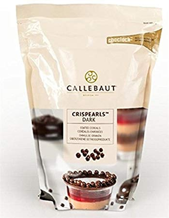 Crispearls Dark Chocolate