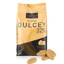 VALRHONA BLONDE DULCEY 32% Caramelized White