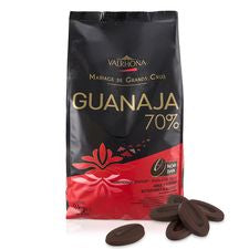 VALRHONA DARK GUANAJA 70% Grand Cru Blend