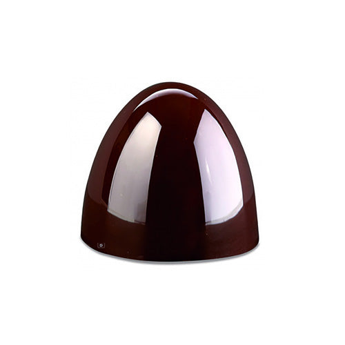 Pavoni Polycarbonate Chocolate Mold: Coupole Dome, 26mm Dia. x 23.5mm H, 21 Cavities