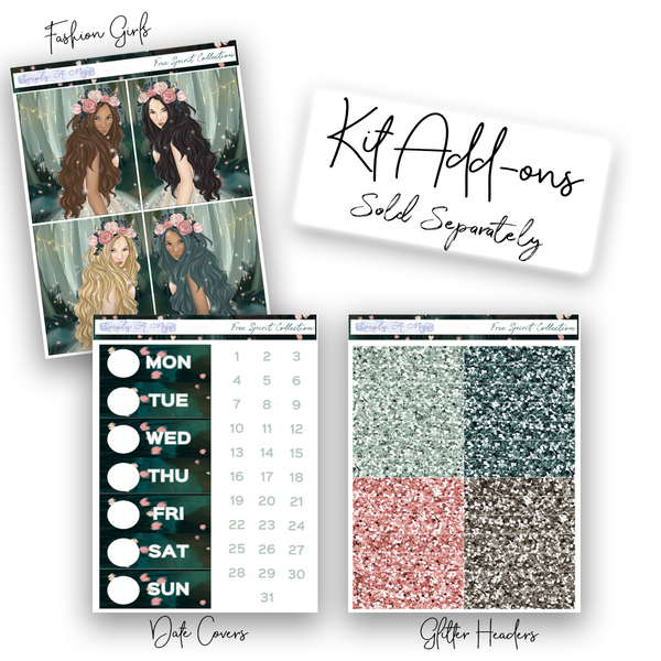 Free Spirit Collection | Weekly Kit