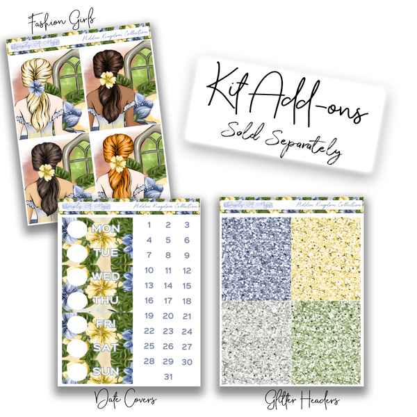 Hidden Kingdom Collection | Weekly Kit