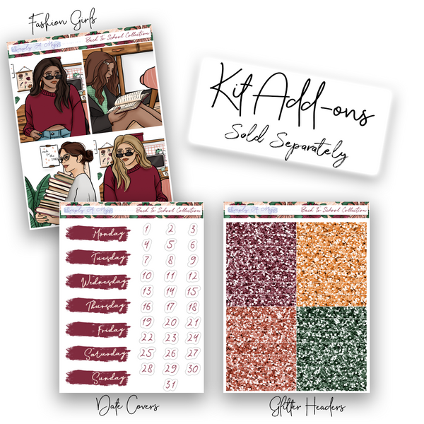 Back To School Collection | Weekly Kit