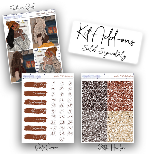 Hello Fall Collection | Personal Kit