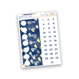 Rainy Days Collection | Date Covers