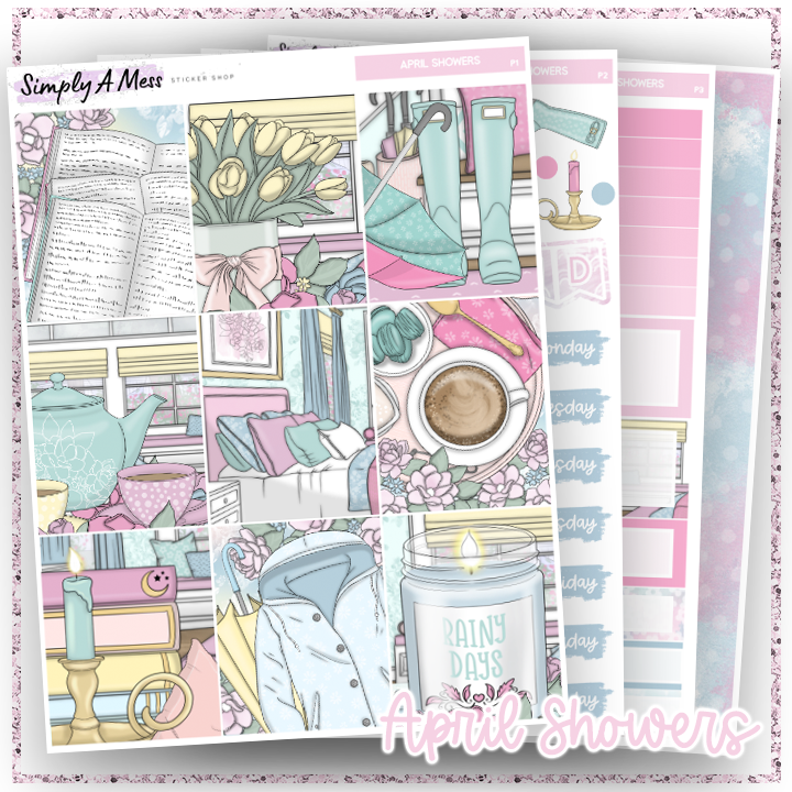 April Showers | Weekly Kit
