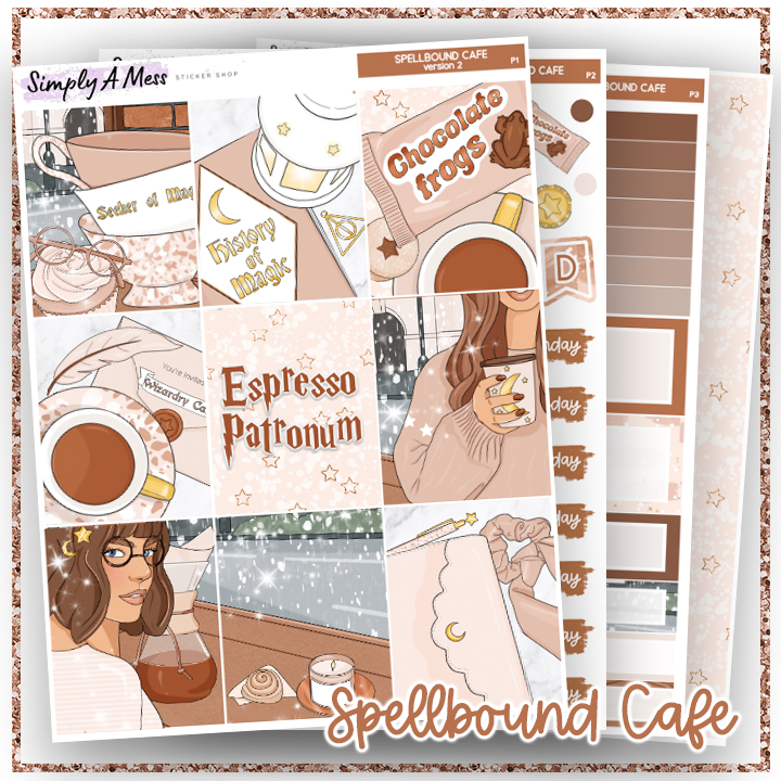 Spellbound Cafe | Weekly Kit