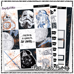 Far, Far Away | Weekly Kit