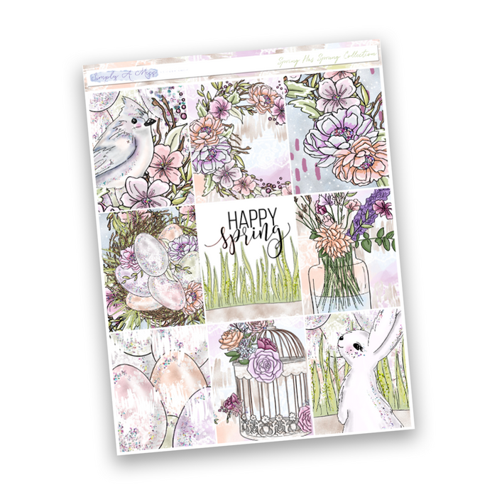 Spring Has Sprung Collection | Full Boxes