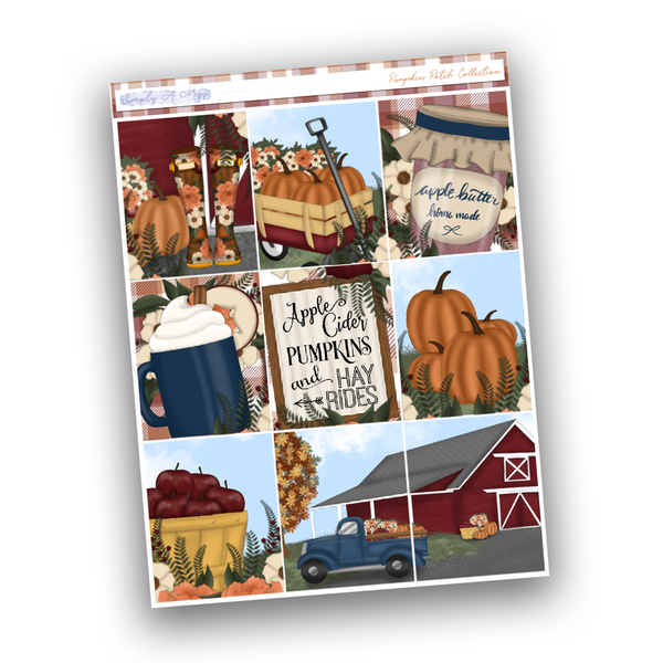 Pumpkin Patch Collection | Full Boxes