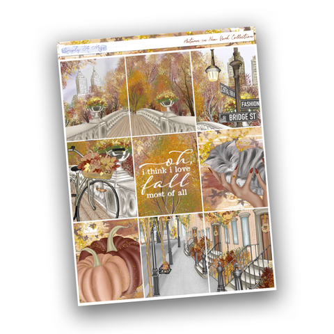 Autumn in New York Collection | Full Boxes