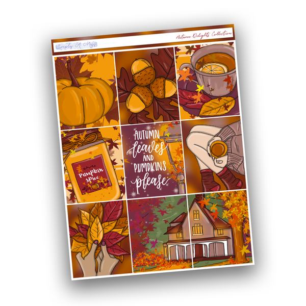 Autumn Delights Collection | Full Boxes