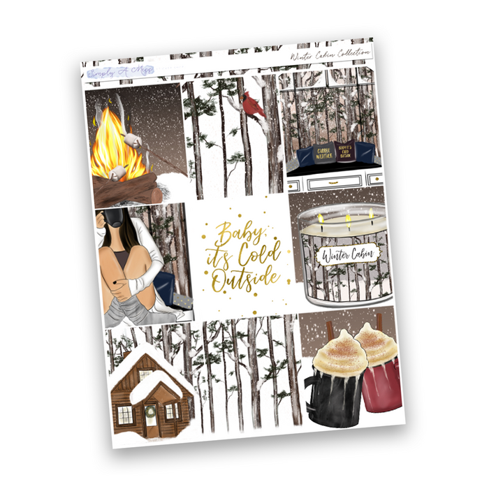 Winter Cabin Collection | Full Boxes