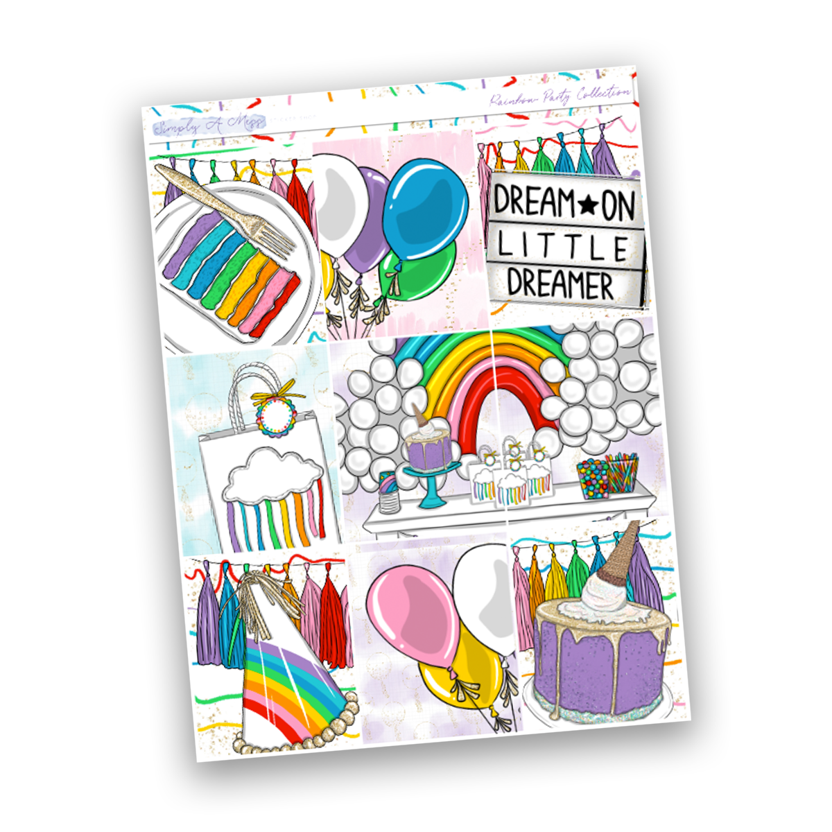 Rainbow Party Collection | Full Boxes