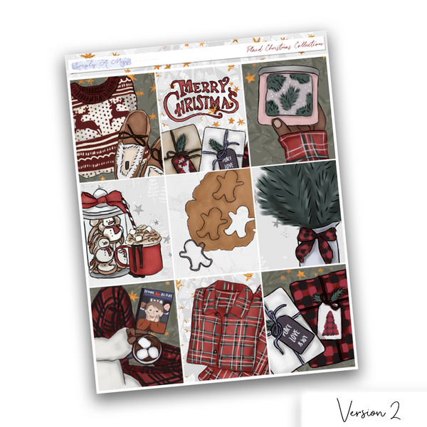 Plaid Christmas Collection | Full Boxes