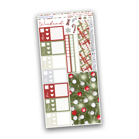 Ready for Christmas Collection | Hobonichi Weeks Kit