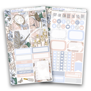 Butterfly Blooms Collection | Personal Kit