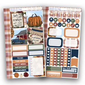 Pumpkin Patch Collection | Personal Kit