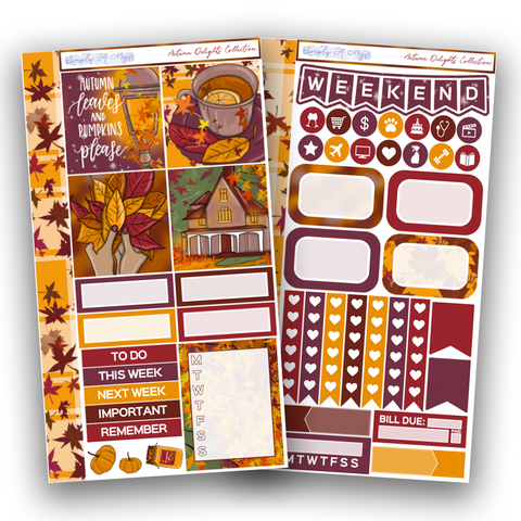 Autumn Delights Collection | Personal Kit