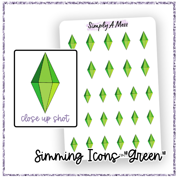 "Simming ""GREEN"" 