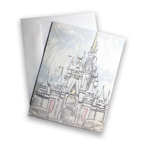Happiest Place | Greeting Card