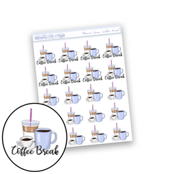 Coffee Break | Functional Icons