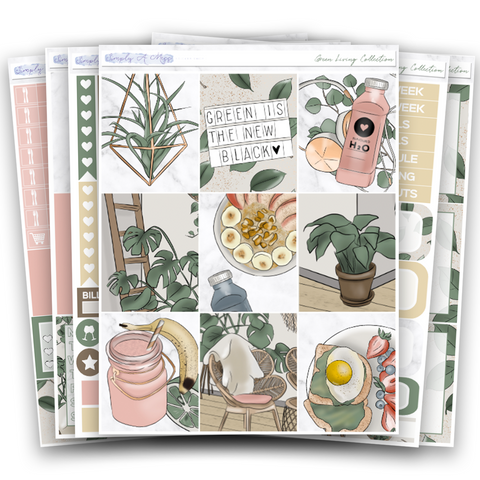 Green Living Collection | Weekly Kit