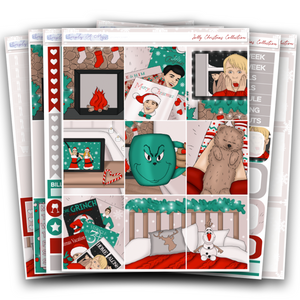 Jolly Christmas Collection | Weekly Kit