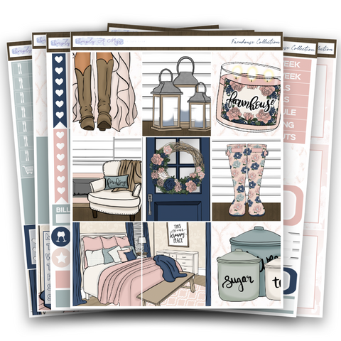 Farmhouse Collection | Weekly Kit
