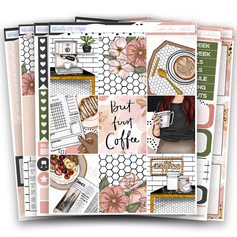 Coffee Shop Collection | Weekly Kit