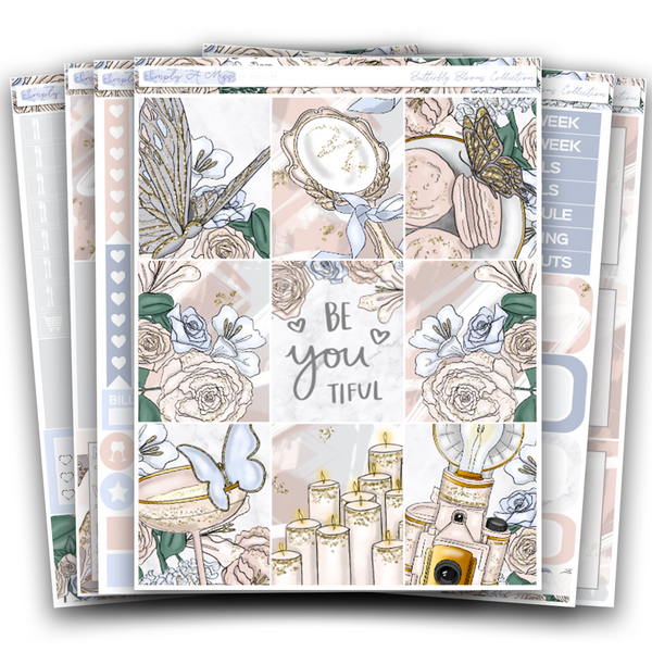 Butterfly Blooms Collection | Weekly Kit