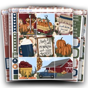 Pumpkin Patch Collection | Weekly Kit