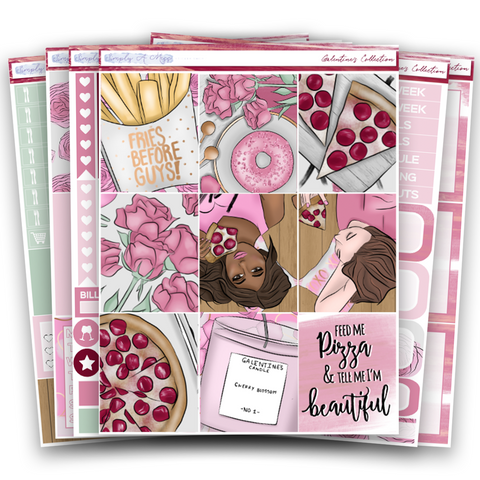 Galentine's Collection | Weekly Kit