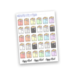 Happy Mail | Rainbow Collection