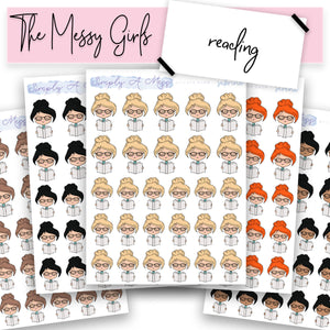 Reading | The Messy Girls