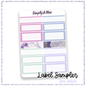 Sea Witch | Weekly Kit *NEW PAPER ONLY*