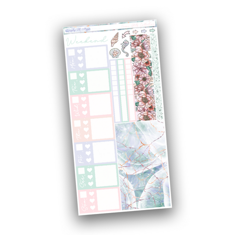 Ocean Glitz Collection | Hobonichi Weeks Kit